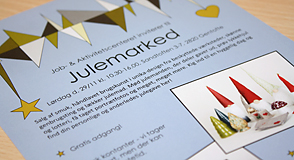 Invitation til JAC's julemarked 2014